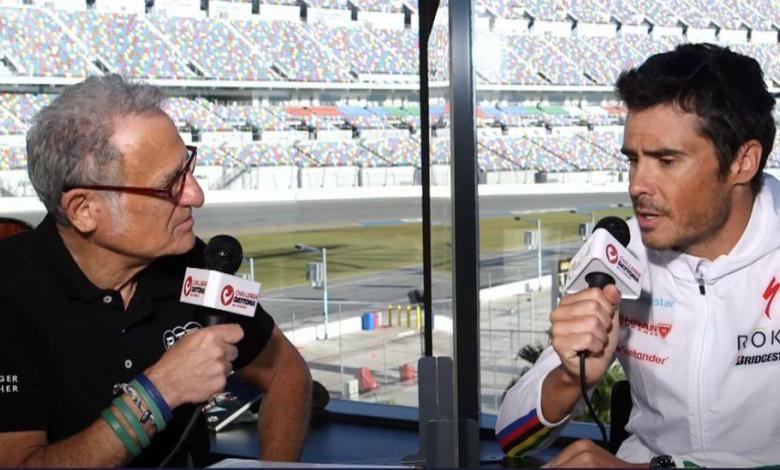 Previous interview Javier Gómez Noya Challenge Daytona
