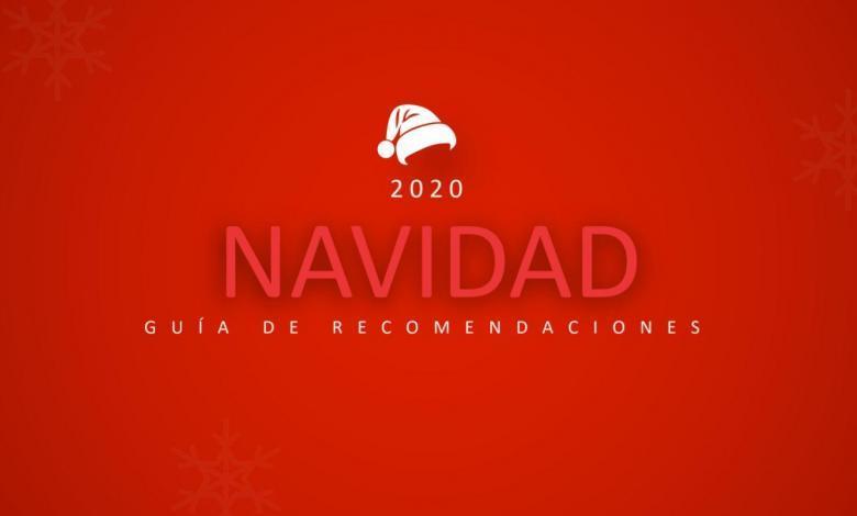 Guía de recomendaciones para no contagiarse de Covid-19 en Navidad