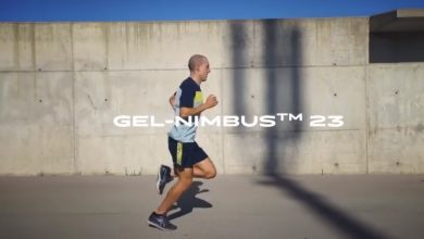 Video Fernando Alarza y ASICS GEL-NIMBUS™ 23