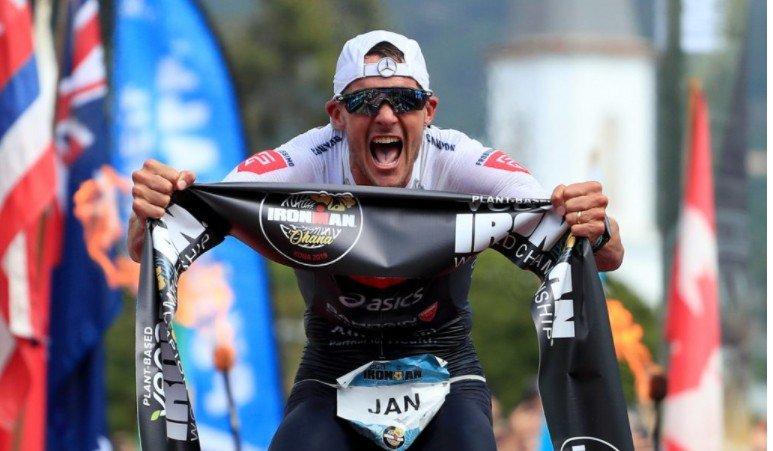 Jan Frodeno gewinnt in Kona