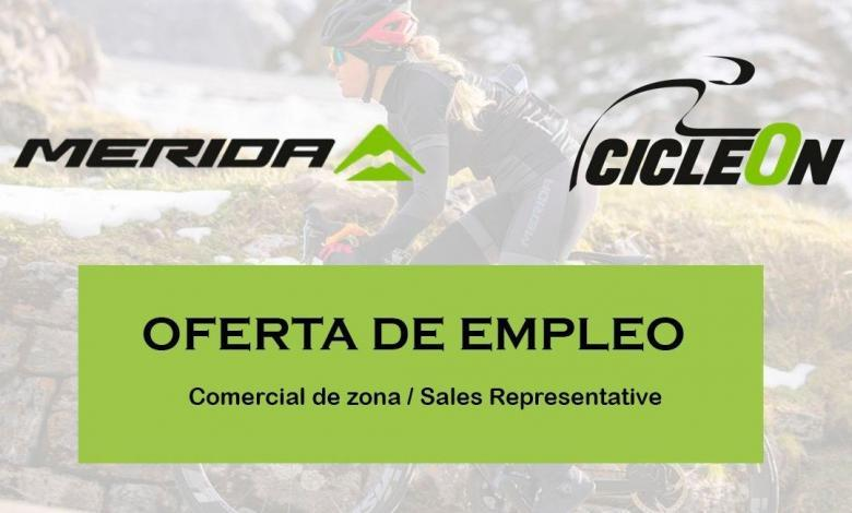 Oferta empleo Merida Bikes