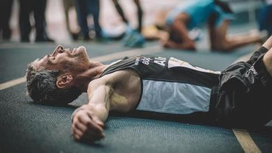 Martín Fiz récord de España de 3.000 m en pista cubierta M55