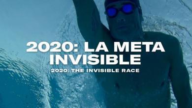 La meta invisible de Javier Gómez Noya