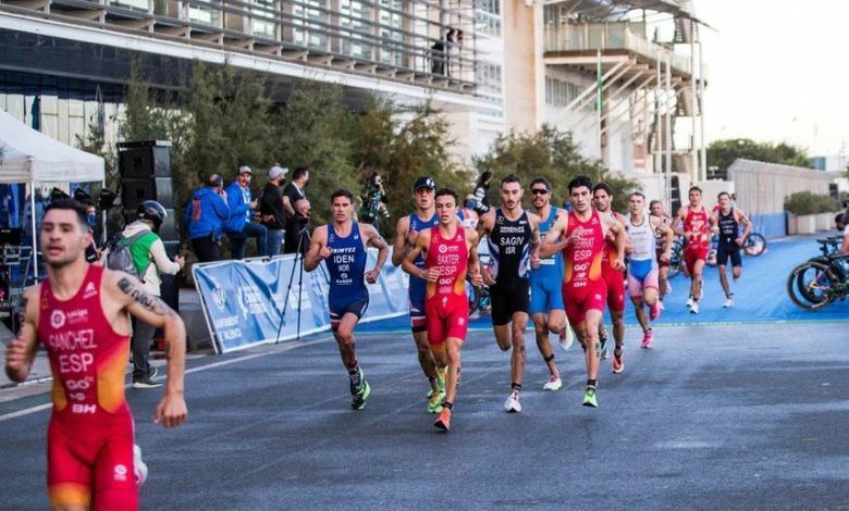 Triathlon-Weltmeisterschaft Valencia 2020