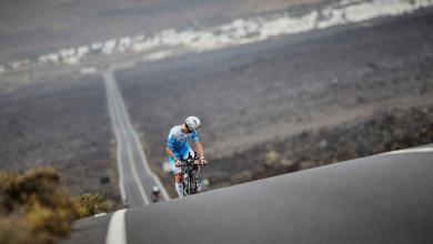 Segmento ciclista IRONMAN 70.3 Lazarote