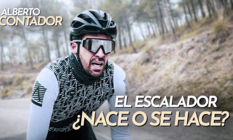 Ist der Kletterer geboren oder gemacht? Von Alberto Contador