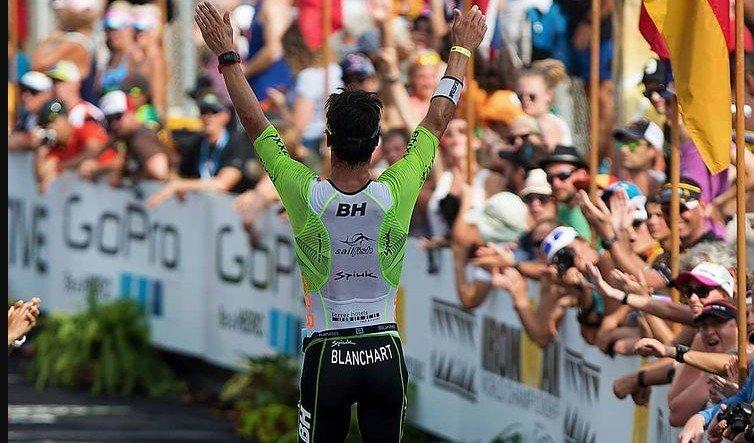 Miquel Blanchart se retira del triatlón profesional