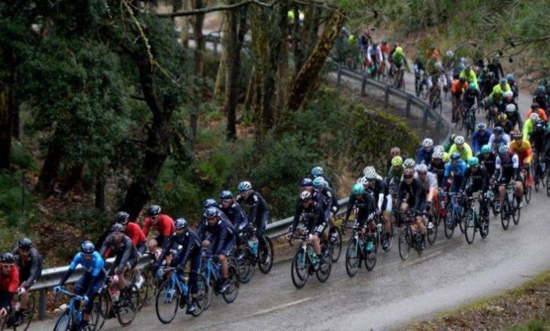 El Challenge ciclista a Mallorca suspendida