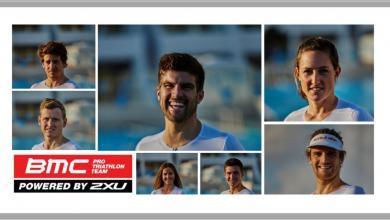 Pablo Dapena renueva por el equipo BMC Triathlon pro