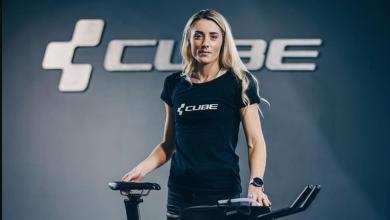 Lucy Charles ficha por Cube