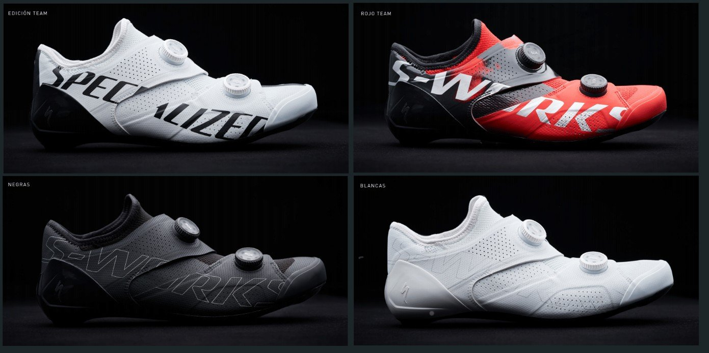 Modelos de Zapatillas Specialized S-Works Ares