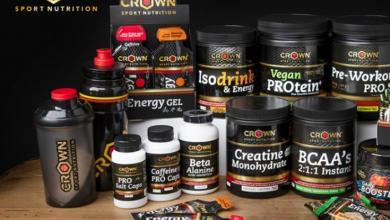 De donde viene Crown Sport Nutrition