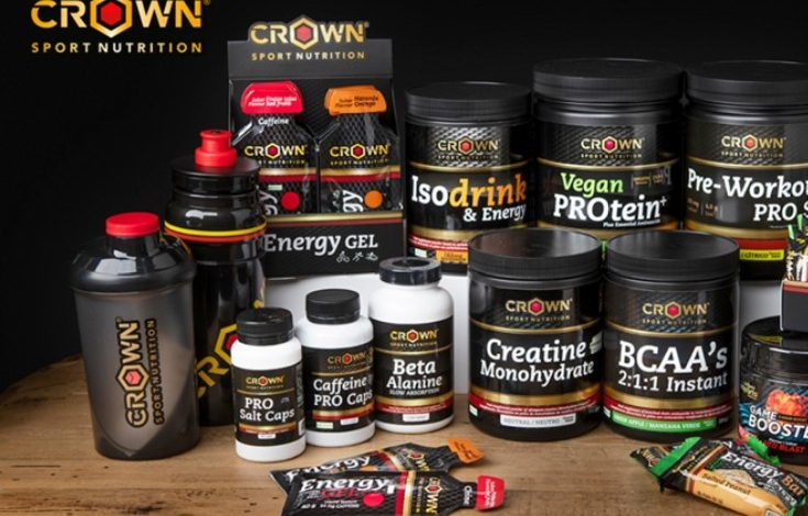 Woher kommt Crown Sport Nutrition?
