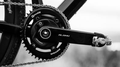 ROTOR launches carbon version of ALDHU cranks