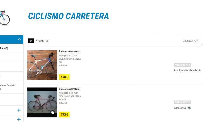 Decathlon wird gebrauchte Fahrräder verkaufen