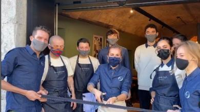 "Jan frodeno inaugura en Girona ""La Comuna"""