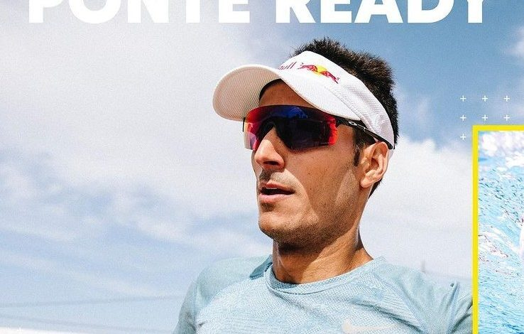 Ponte Ready con Mario Mola