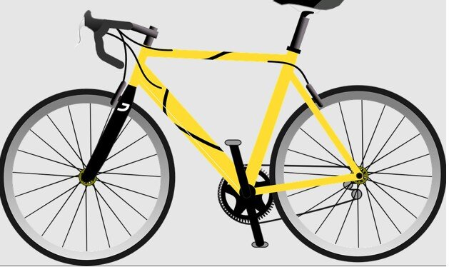 Talla de bicicleta