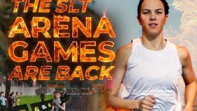 Anna Godoy estará en los SLT Arena Games London