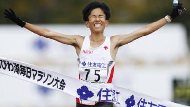 Kengo Suzuki, primer hombre no africano en bajar de 2h05 en maratón