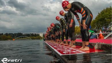 El Campeonato de España de Triatlón Sprint de Pontevedra cambia de fecha