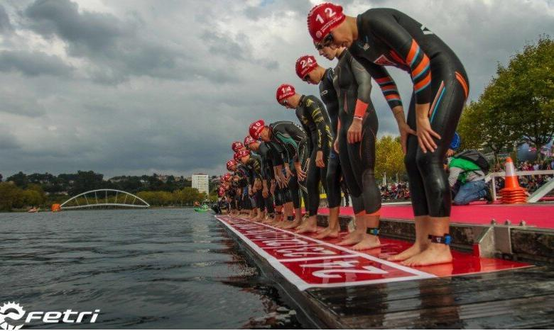 The Spanish Sprint Triathlon Championship in Pontevedra changes date