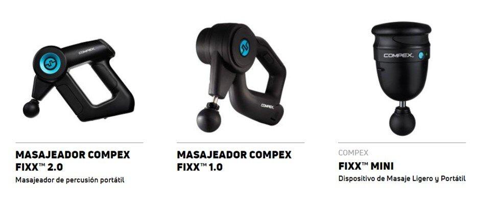 Masajeador Compex FIXX