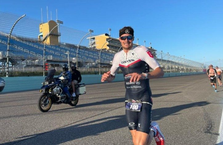 Jan Frodeno gana Challenge Miami