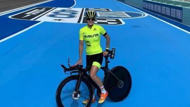 Sara Pérez en el circuito de Challenge Miami