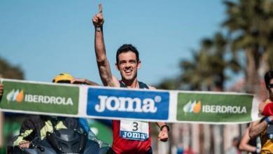 Diego Garcia récord España 20 km marcha