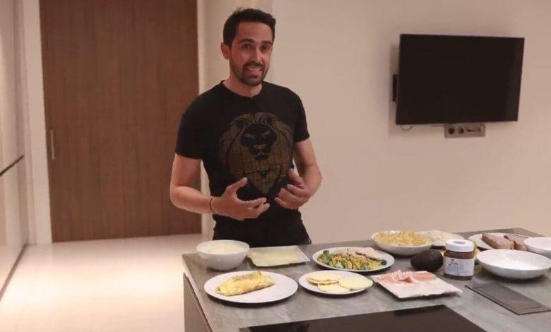 ) Comment un cycliste mange-t-il sur le Tour de France? Par Alberto Contador