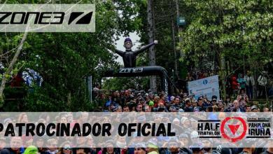 Zone3 patrocinador del Half Pamplona Iruña