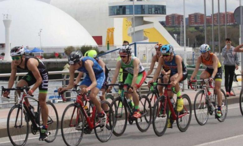 Recognize the circuit of the Spanish Duathlon Championship in a virtual way