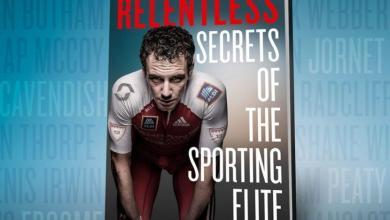 Relentless: Secrets of the Sporting Elite, el libro de Alistair Brownlee