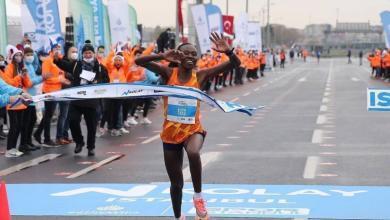 Ruth Chepngetich récord mundial de Medio Maratón en Estambul
