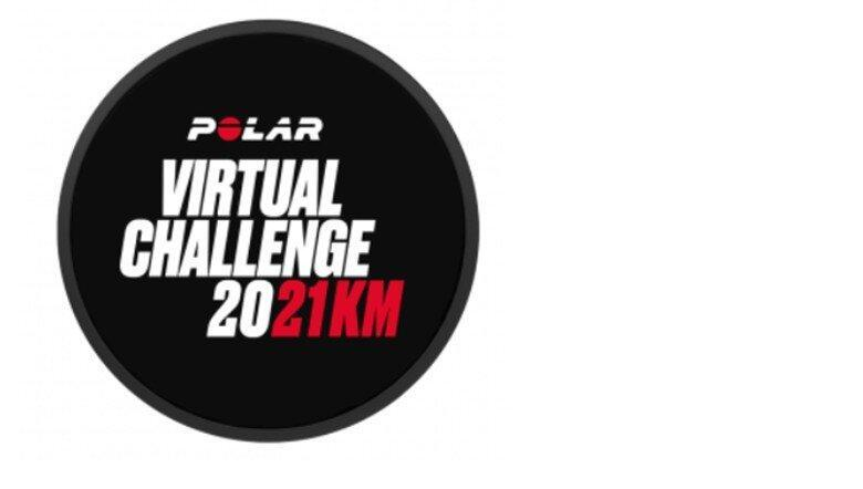 reto virtual POLAR VIRTUAL CHALLENGE