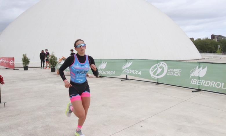 Sara Guerrero Campeona de España de Duatlón 2021