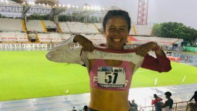 Joselyn Brea récord de Venezuela y cerca de las mínimas olímpicas