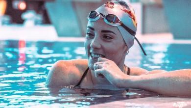 Lucy Charles intentará conseguir la mínima para los juegos.. en natación