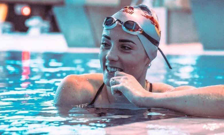 Lucy Charles wird versuchen, das Minimum für die Spiele zu bekommen .. beim Schwimmen