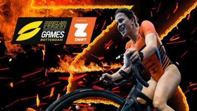 Anna Godoy tercera en los SLT Arena Games Rotterdam