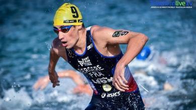 Léo Bergere gewinnt den Melilla Triathlon European Cup