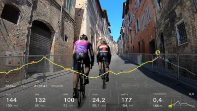 Giro de Italia Virtual BKOOL