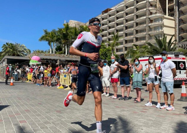 Jan Frodeno gana Challenge Mogán