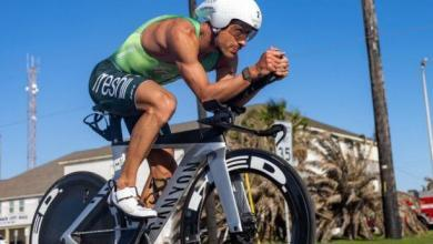 Lionel Sanders favorito ironman 70.3 St George