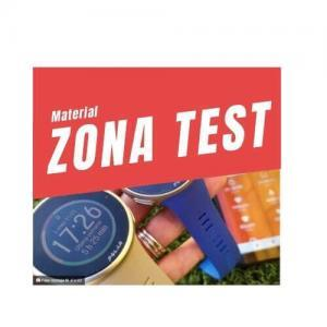 test material triatlon