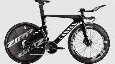 Nueva bicicleta Canyon SPEEDMAX CFR TT DISC