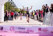Emilio Aguayo ganando el triXilxes 2019