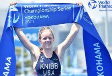 Taylor Knibb gana las Series Mundiales de Yokohama