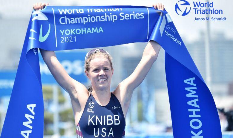 Taylor Knibb gewinnt die Yokohama World Series